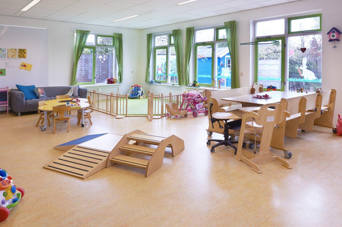 Speelruimte De Holtbanck - Kinderdagverblijf Het Toverbos Rheden